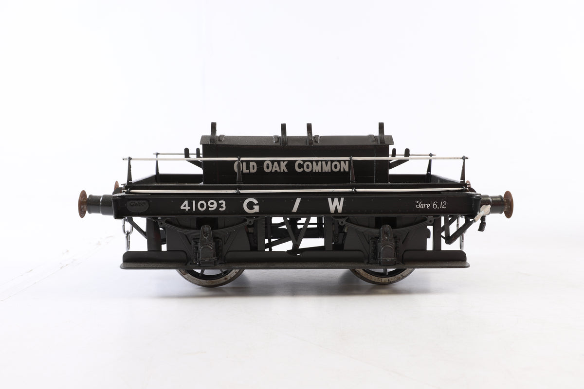 Walsall Model Engineering Gauge 3 GWR Shunters Truck '41093'