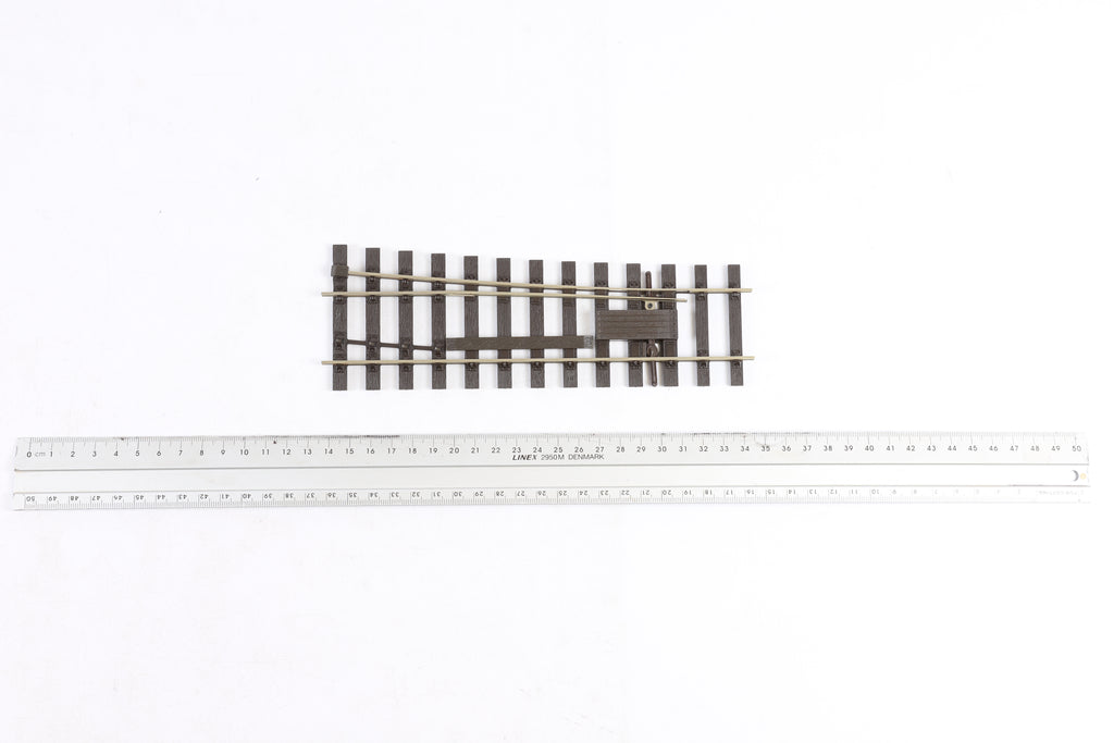 Peco 7mm Finescale O Gauge SL-784BH Catch Turnout R/H