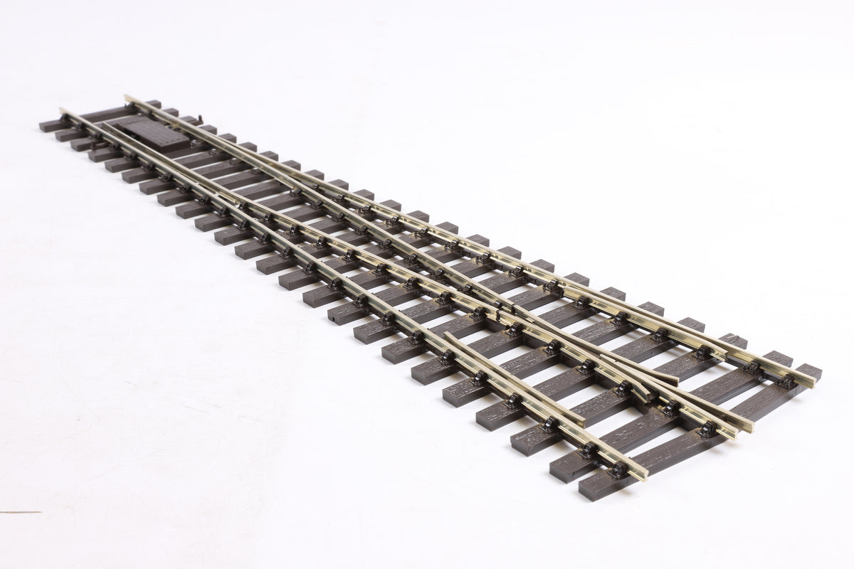 Peco 7mm Finescale O Gauge SL-E797BH Medium Radius Y Turnout