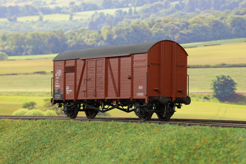 Horst Gebauer O Gauge DB Four Wheeled Wagon '145 1441'