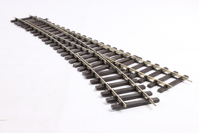 Peco 7mm Finescale O Gauge ST-U570 Setrack 2nd Radius Unifrog Turnout Right Hand
