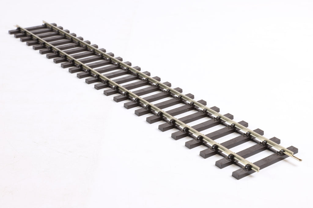 Peco 7mm Finescale O Gauge Box of 8 400mm Long Setrack Straights