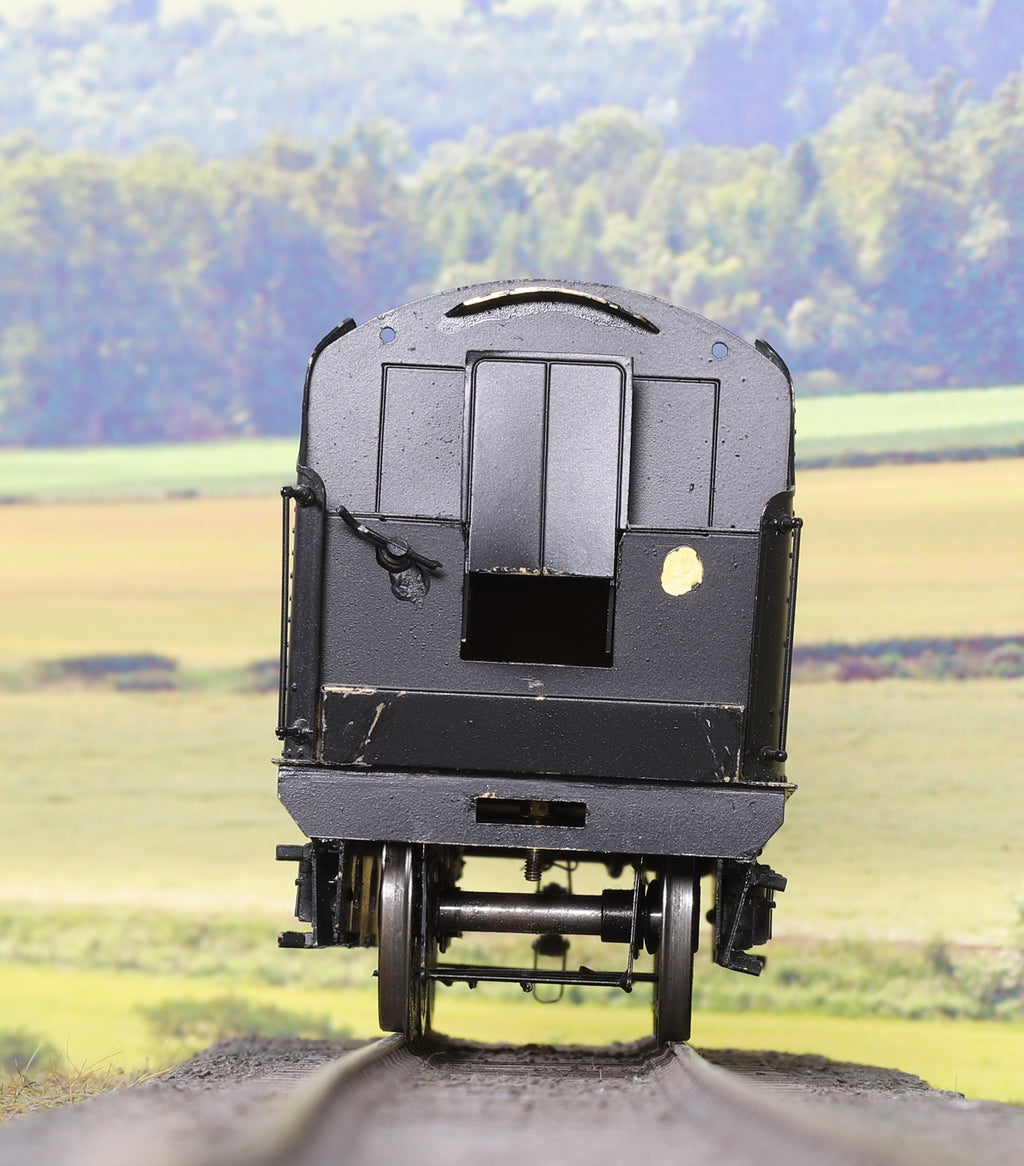 7mm Finescale O Gauge Kit Built BR Black 8F 2-8-0 '48472'