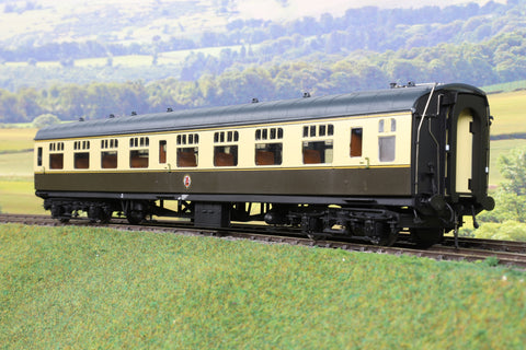 Heljan 7mm Finescale O Gauge 4913 BR Mk1 Chocolate and Cream SO