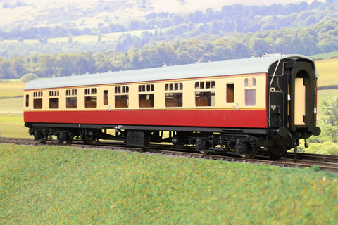 Heljan 7mm Finescale O Gauge 4910 BR Mk1 Carmine and Cream SO