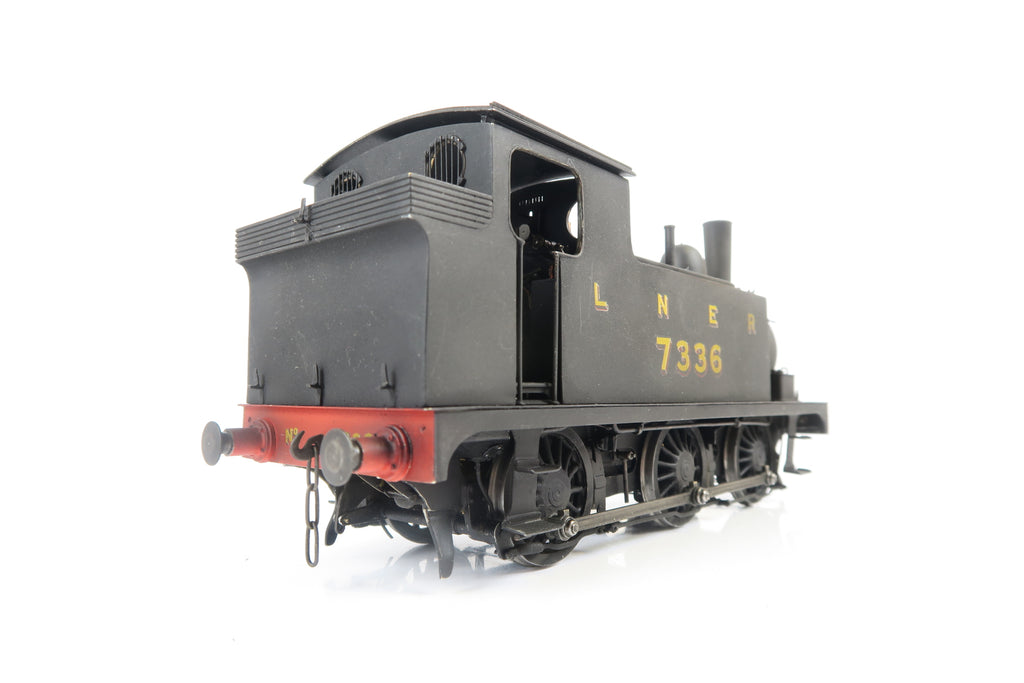 Scratch Built Scale 7 0-6-0 LNER Black J67 '7336'