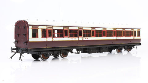 Gauge 1 Kit Built TCK Caledonian Coach
