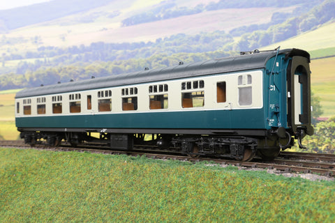 Heljan 7mm Finescale O Gauge 4912 BR Mk1 Blue and Grey SO