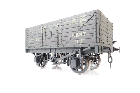 BMS/Accucraft Gauge 1 1:32 R32-1P 7 Plank RCH Wagon 'Tilmanstone Colliery' #32