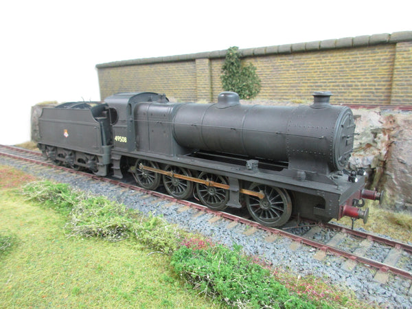 7mm Finescale O Gauge Kit Built BR 0-8-0 7F '49508' Weathered!