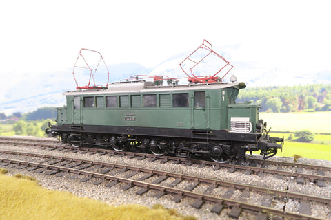 Hego O Gauge Deutsche Bundesbahn Overhead Electric Locomotive 'E44038'