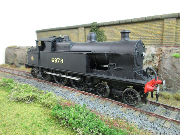 7mm Finescale O Gauge Kit Built LMS 4-6-2 2665 Class Tank '6978'