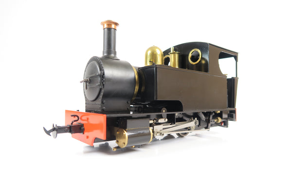 Accucraft 16mm (32mm Gauge) Coal Fired Live Steam Ragleth 0-4-0T