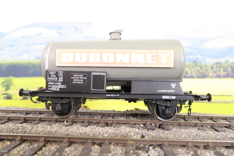 CMF O Gauge SNCF Four Wheel Tank Wagon '584529' 'Dubonnet'