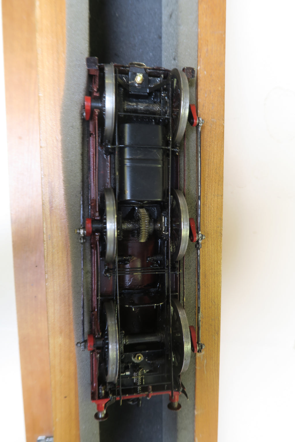 7mm Finescale O Gauge Kit Built MR Straight Framed Kirtley 0-6-0 '399'