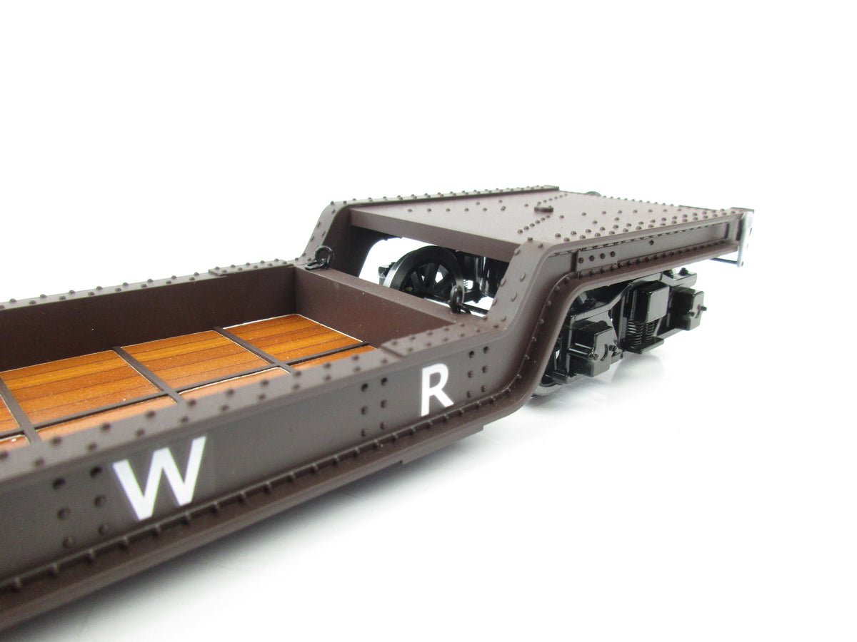 Darstaed D32-7  7mm Finescale O Gauge 45 Ton Bogie Well Wagon LSWR Livery