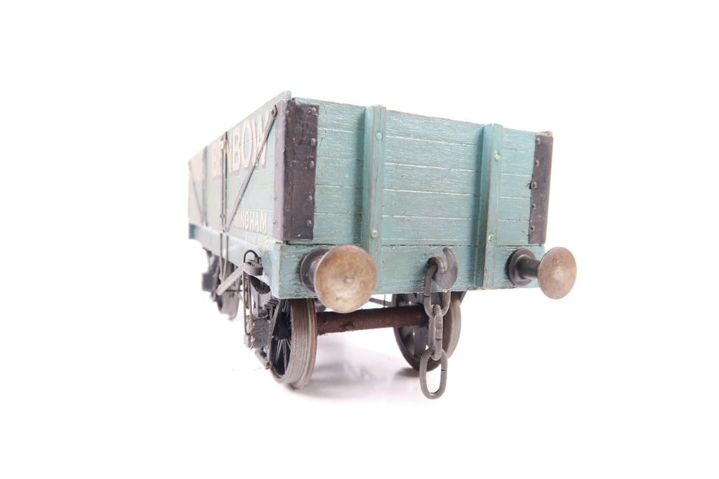 Kit Built Gauge 1 Amos Benbow Open Wagon '29'