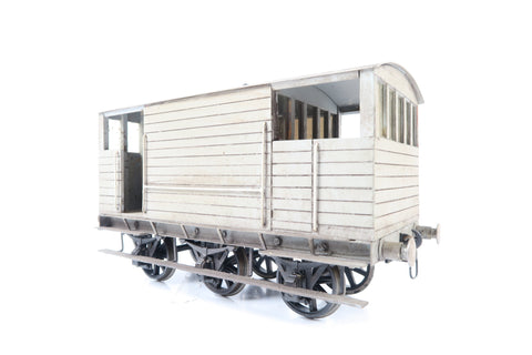 Kit Built Gauge 1 6-Wheel Brake Van
