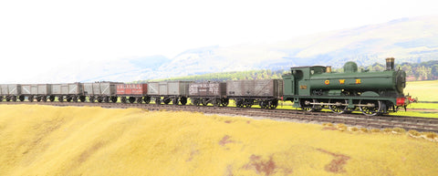 7mm Finescale O Gauge Kit Built GWR Green 0-6-0PT '5703'