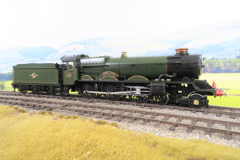 Sancheng/Tower Models 7mm Finescale O Gauge Kit BR GWR-Green King Class 4-6-0 '6026' 'King John'