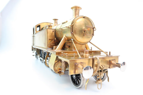 Sancheng Gauge 3 GWR/BR Small Prairie Tank 2-6-2 Plain Brass