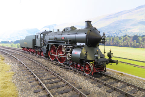 Fulgurex O Gauge K.Bay.Sts.B. BR 15 S2/6 Steam Locomotive 4-4-4 '3201'