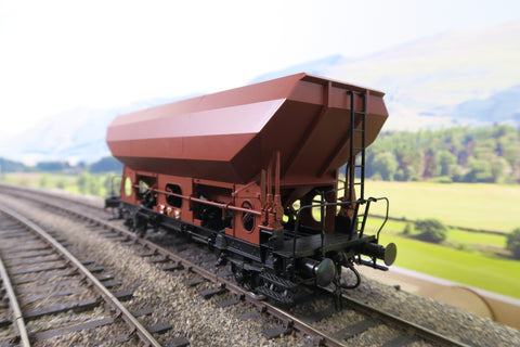 Horst Gebauer O Gauge DB Four Wheel Hopper Wagon