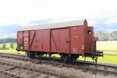 Wunder (or Similar) O Gauge DR Kasselwagen with Brake Hut '85310'
