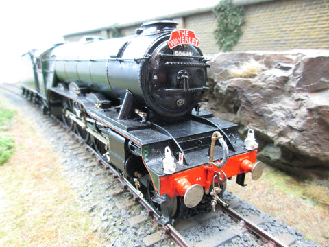7mm Finescale O Gauge Kit Built BR A3 Class 4-6-2  '60049' 'Caltee More'