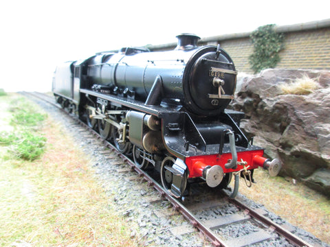 Duchess Models 7mm Finescale O Gauge Scratch Built LMS Lined 4-6-0 Black 5 '5148'