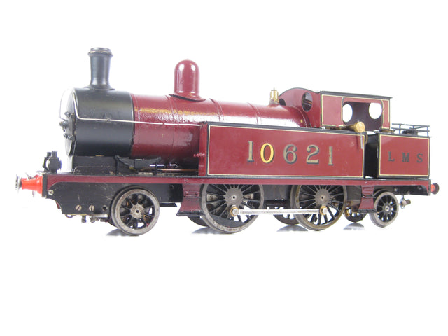 Gauge 1 Scratch Built Live Steam LMS 2-4-2T '10621'