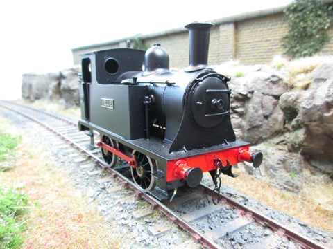 7mm Finescale O Gauge Kit Built 0-4-0 27 'Nellie'
