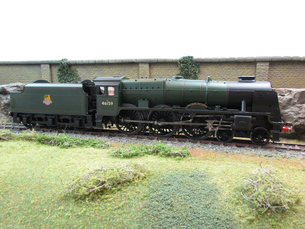 Sancheng/Finescale Brass 7mm Finescale O Gauge BR Lined Green 7P Royal Scot 46159 'The Royal Air Force'