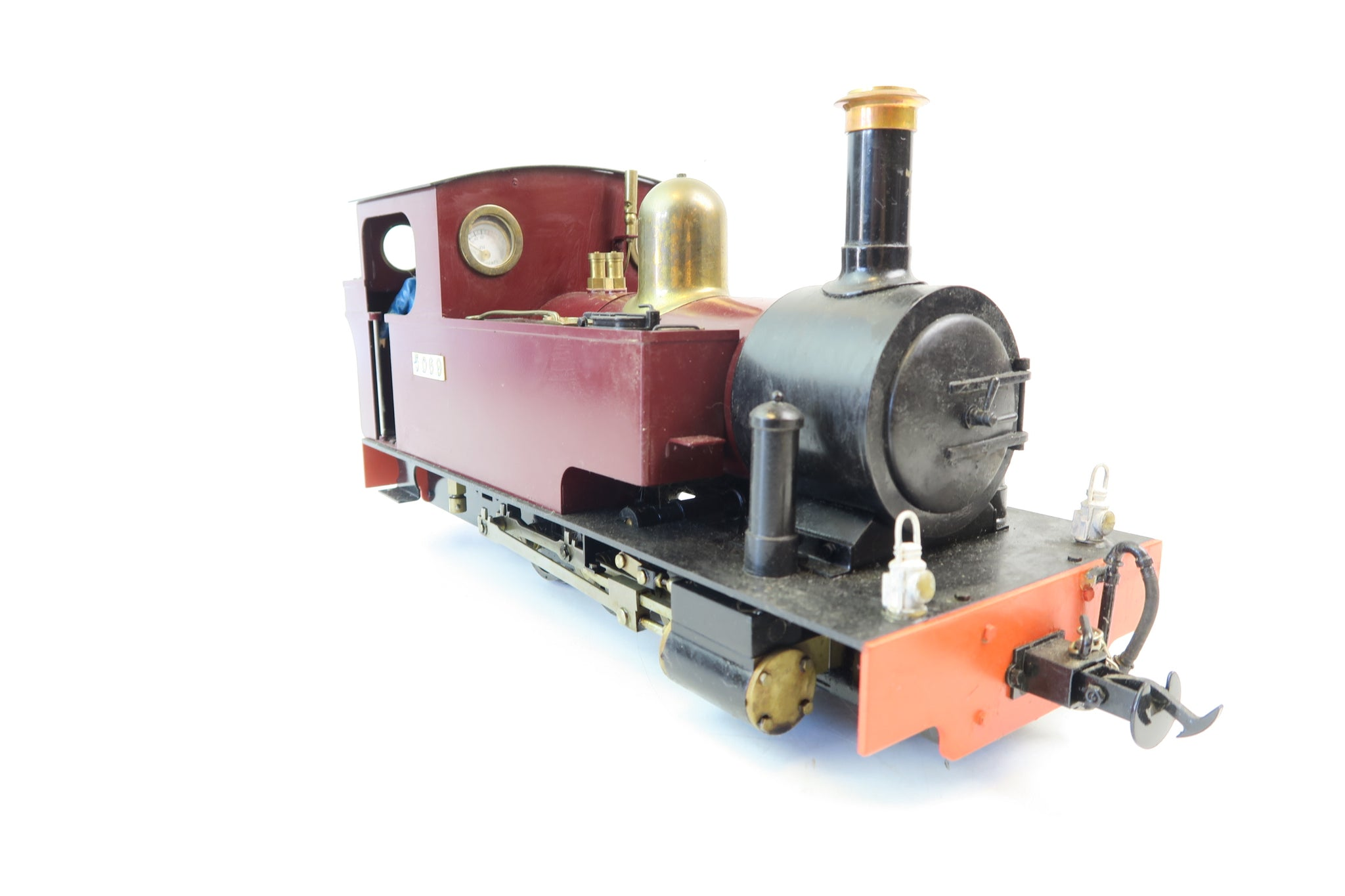Accucraft 16mm Narrow Gauge Live Steam 0-6-0 Maroon '5069'