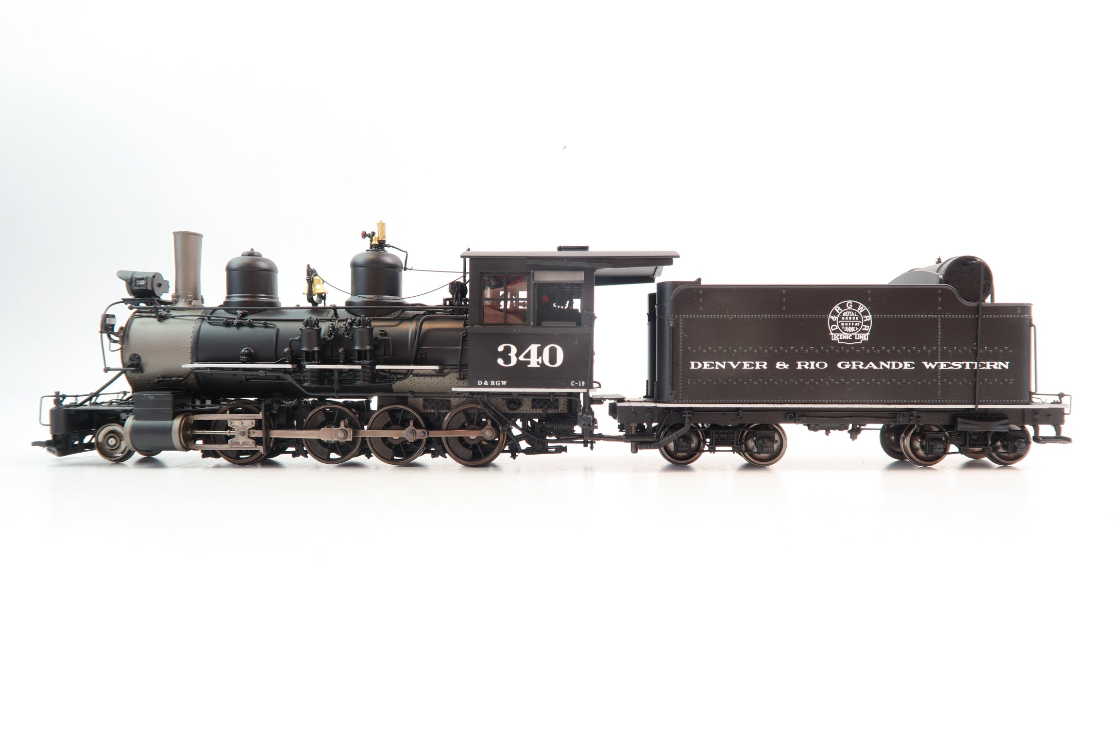 Mountain Model Imports On3 Scale Dc1061 1 C 19 2 8 0 Factory Painted Train Scenery Also Wiring Diagrams On Dcc 340 Sound