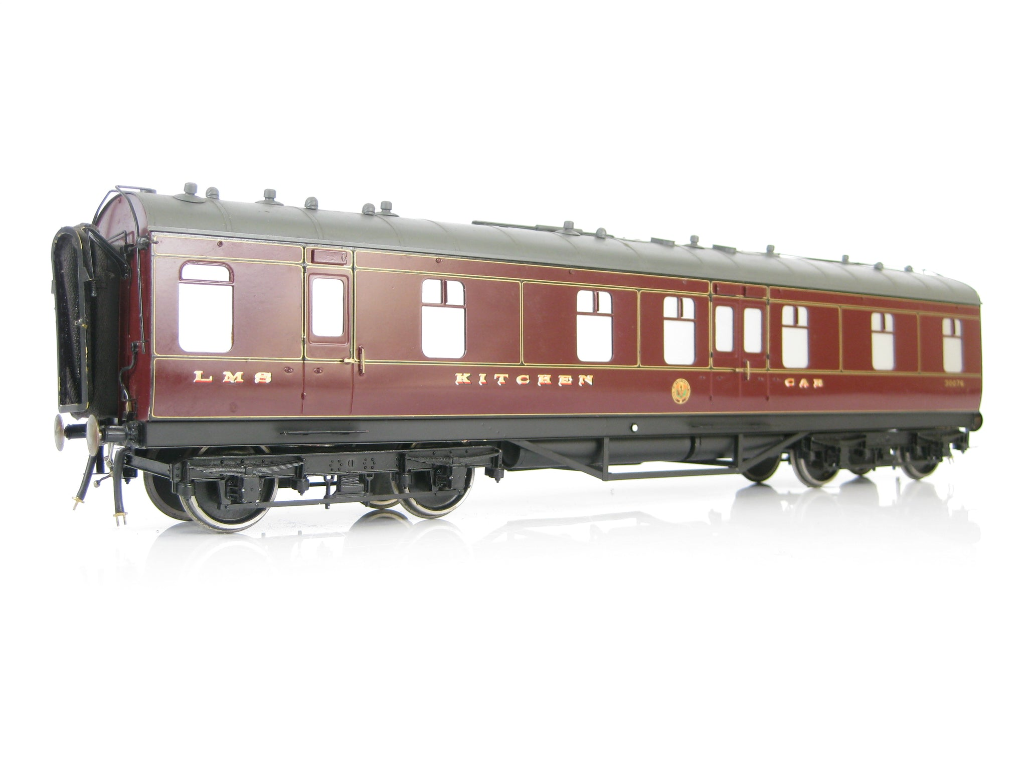 Finescale Locomotive Company Gauge 1 LMS Kitchen Car '30076'