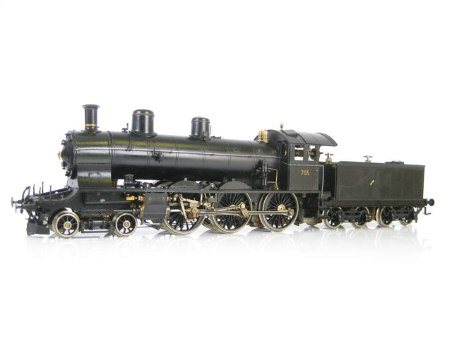 Fulgurex/Aster Gauge 1 Live Steam 1:32 4-6-0 SBB A3/5 '705'