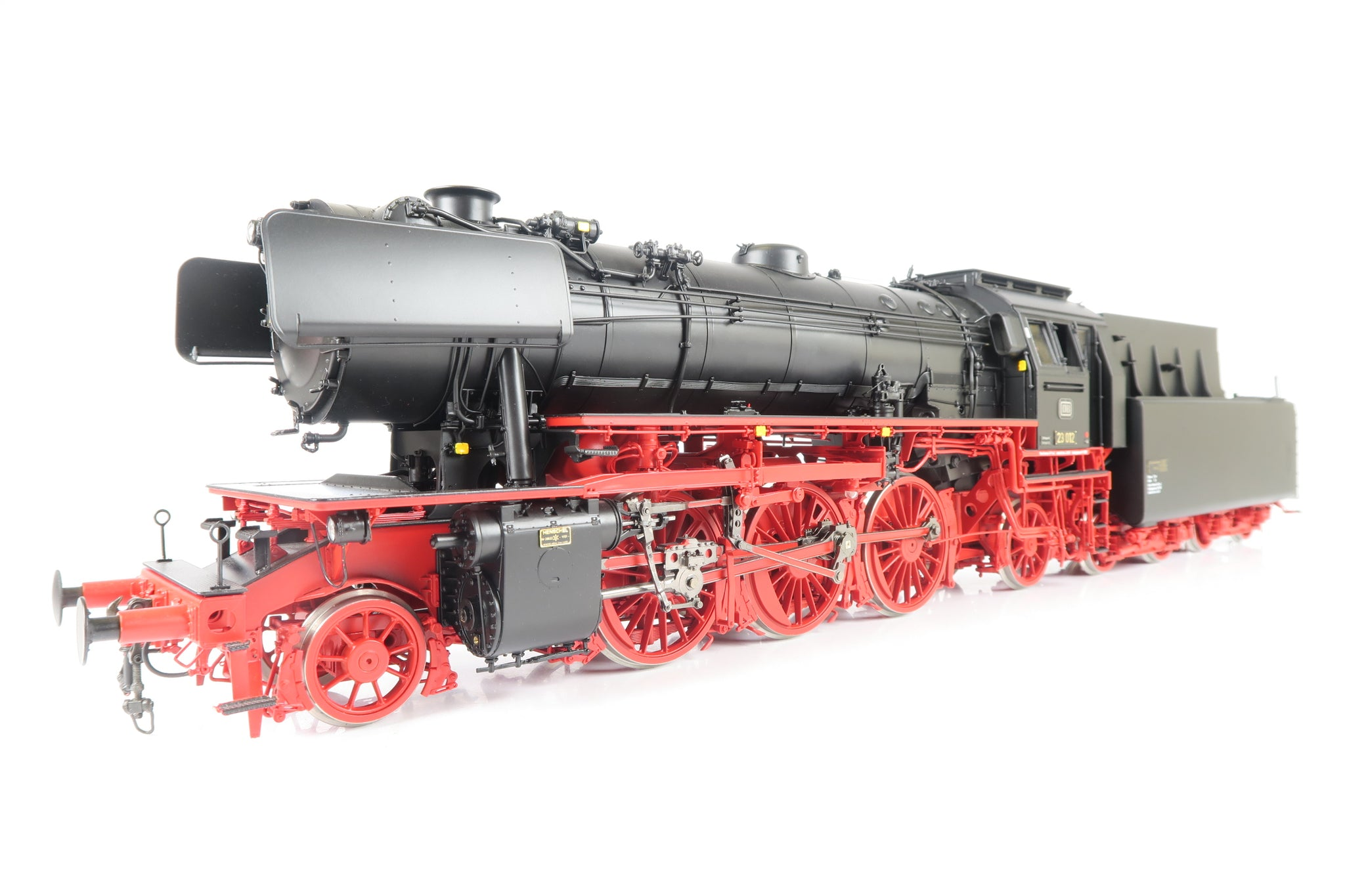 KM1 Gauge 1 102303 BR 23 012, DB EpIIIb, NEM Steam Locomotive with DCC Sound!
