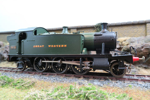 7mm Finescale O Gauge Kit Built GWR 4575 Small Prairie Tank 2-6-2T '5572'