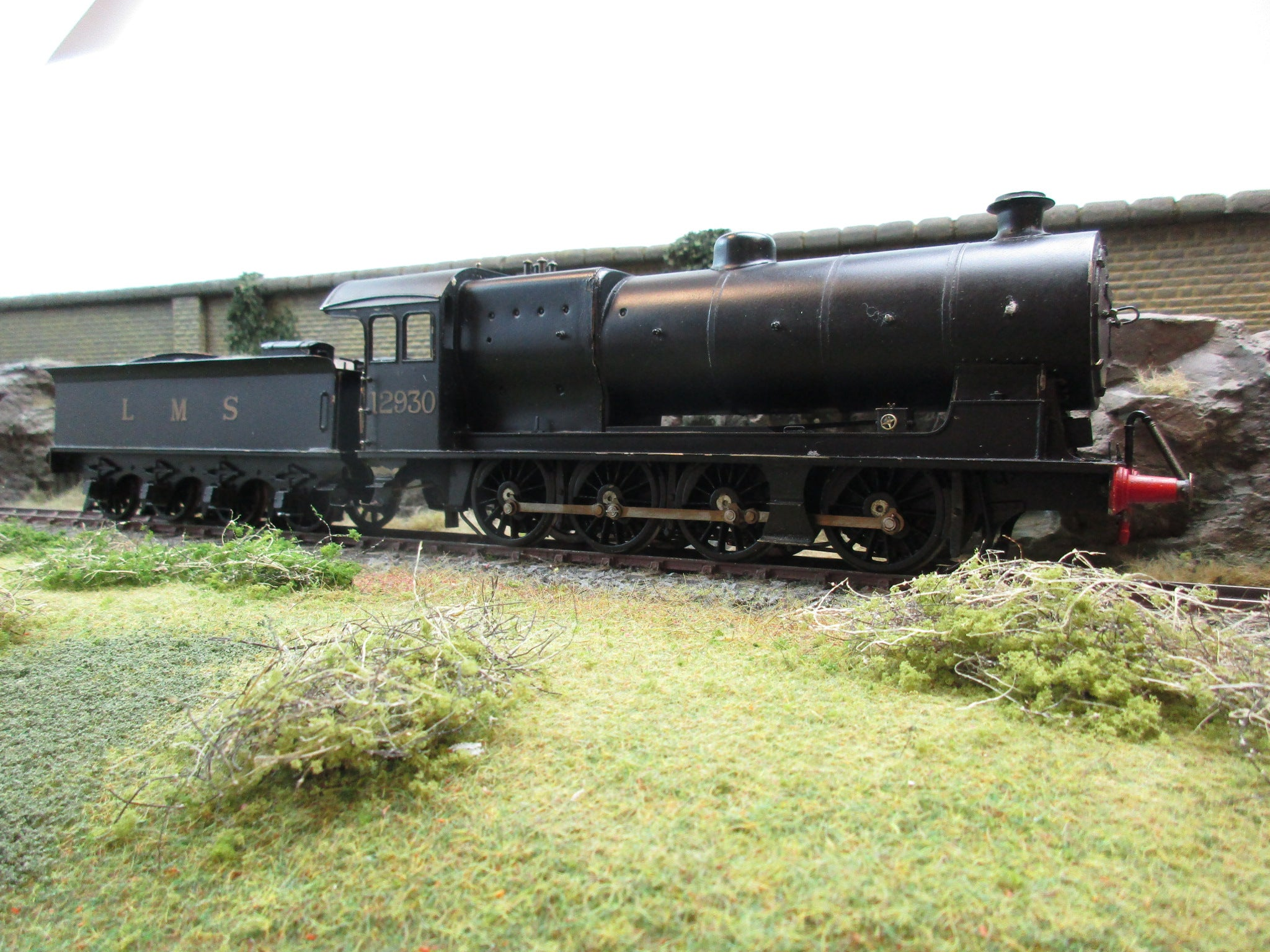 7mm Finescale O Gauge Scratch Built LMS 7F 0-8-0 '12930'