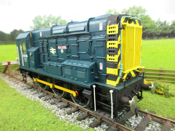 Bachmann Brassworks / SanCheng 7mm Finescale 08 Diesel Shunter BR Blue '08 749'