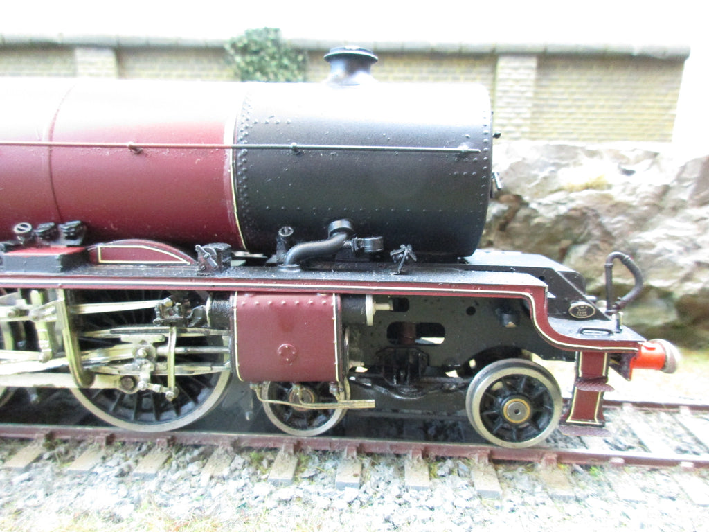 7mm Finescale O Gauge Kit Built LMS 4-6-2 Princess Class '6210' 'Lady Patricia'
