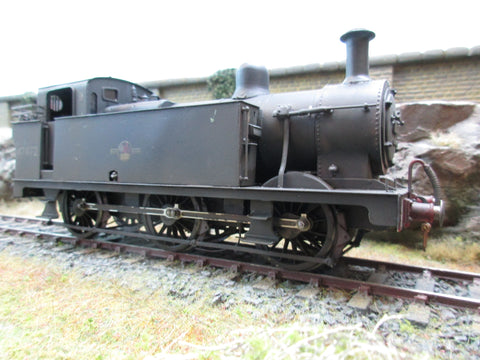 7mm Finescale O Gauge Kit Built BR 3F Jinty Class 0-6-0 '47472' Weathered!