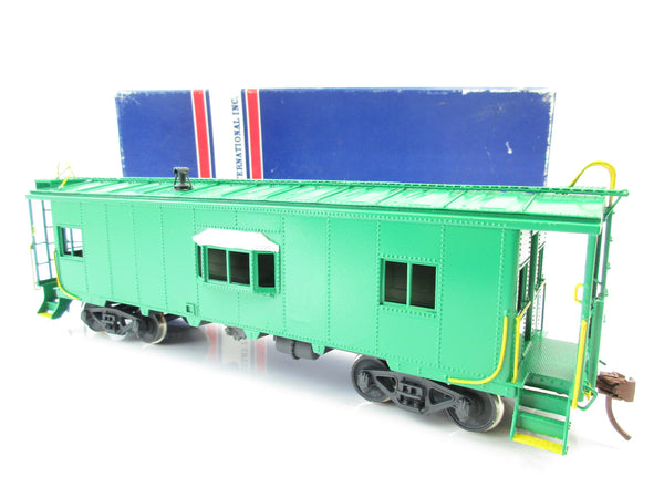 Custom Brass O Gauge 667-0 New York Central Bay Window Caboose