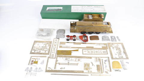 ACE Products 7mm Finescale O Gauge SR Bullied Pacific Locomotive Kit