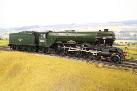 Sunset Models 7mm Finescale O Gauge BR Lined Green A3 Class 4-6-2 '60086' 'Gainsborough'
