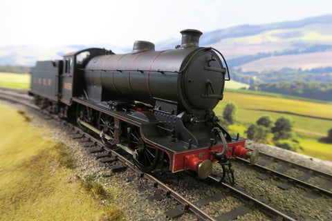 7mm Finescale O Gauge Kit Built LNER Lined Black J39 Class 0-6-0 '1856'
