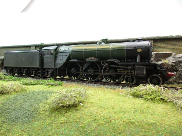 7mm Finescale O Gauge Kit Built LNER Apple Green A3 4-6-2 '2745' 'Captain Cuttle'