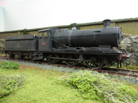 7mm Finescale O Gauge Kit Built BR Collett Goods Class 0-6-0 '2232'