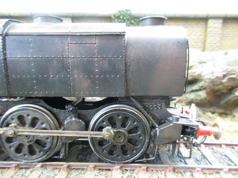 7mm Finescale O Gauge Kit Built SR Q1 Class 0-6-0 'C29' Weathered